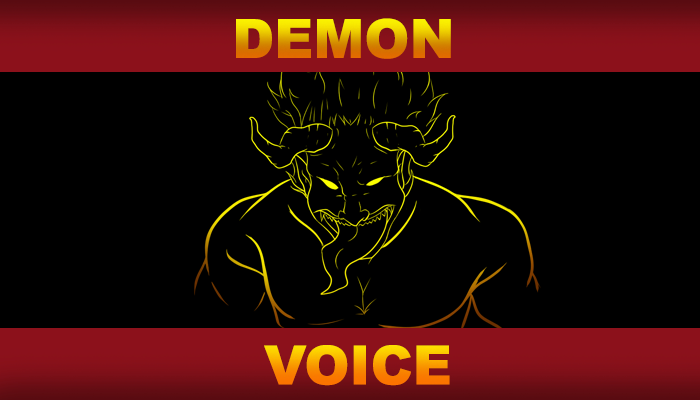 Demon Voice