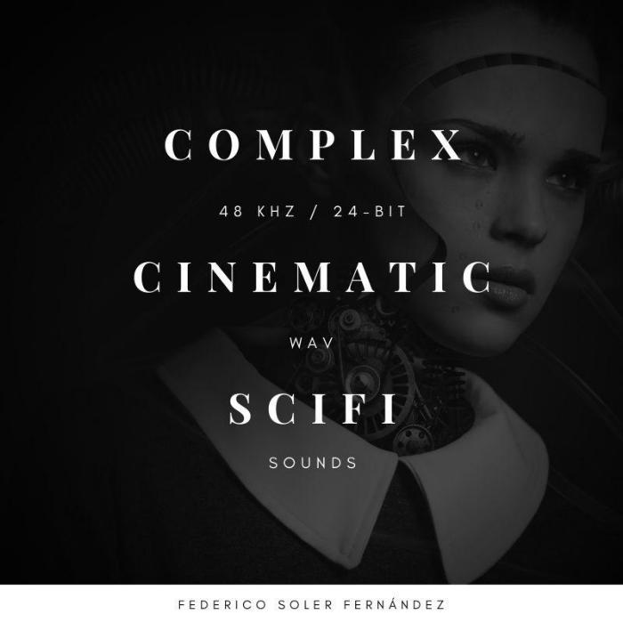 Complex Cinematic Scifi Sounds