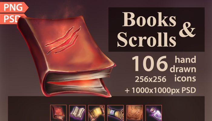 Books & Scrolls