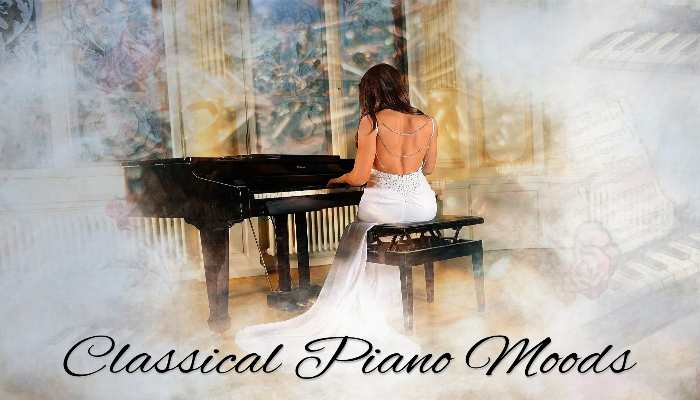 Classical Piano Moods