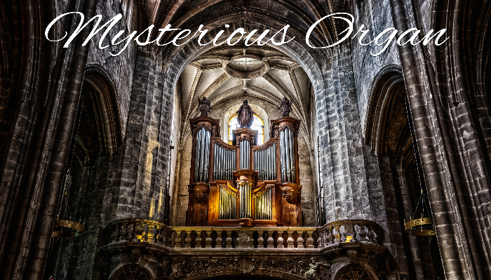 Mysterious Organ Music