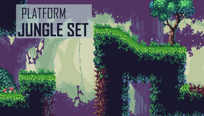 Platform Jungle Set