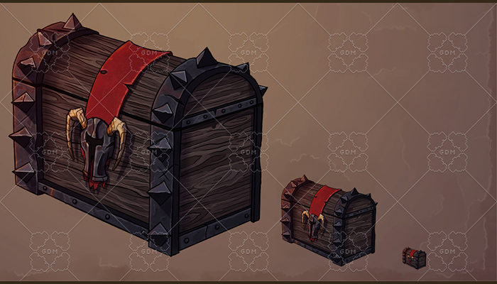 Fantasy chests