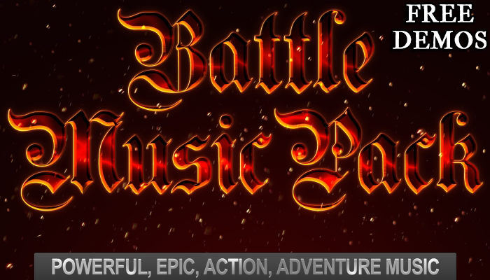 Battle Music Pack FREE