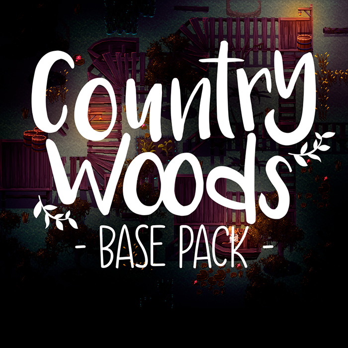 Country Woods – Base Pack