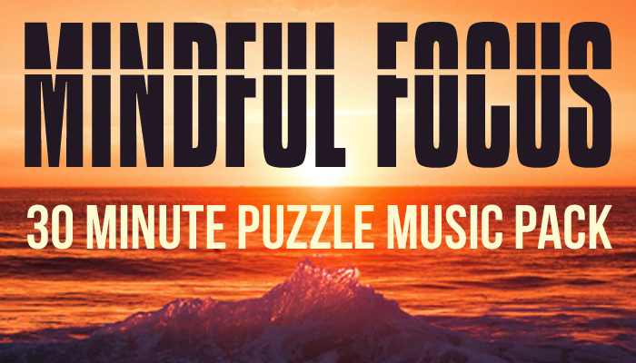 Mindful Focus Puzzle Music Pack 1