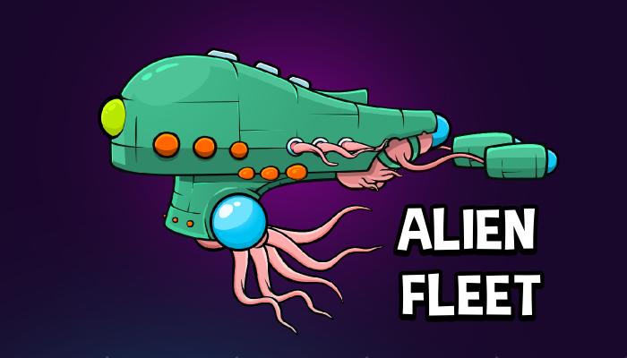 Alien fleet