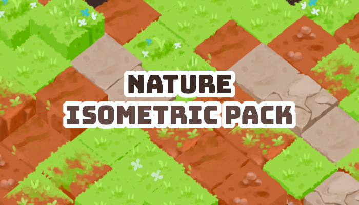 Isometric Nature Blocks