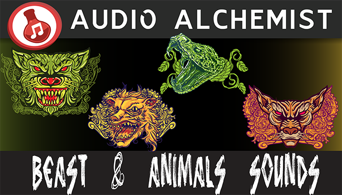 Beast & Animals Sounds