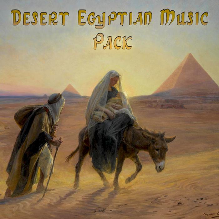 Desert Egyptian Music Pack