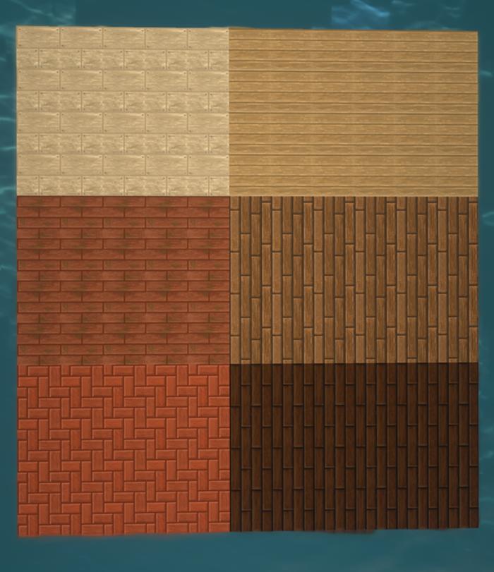 32×32 Wood Textures #1