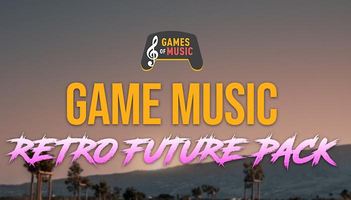 Retro Future Game Music Pack