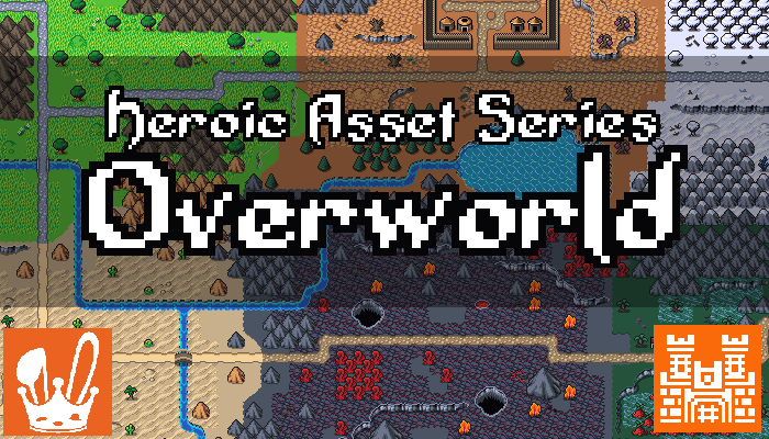 Heroic Asset Series: Overworld