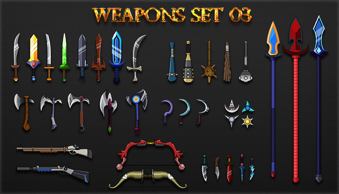 Weapon_ Vol.03