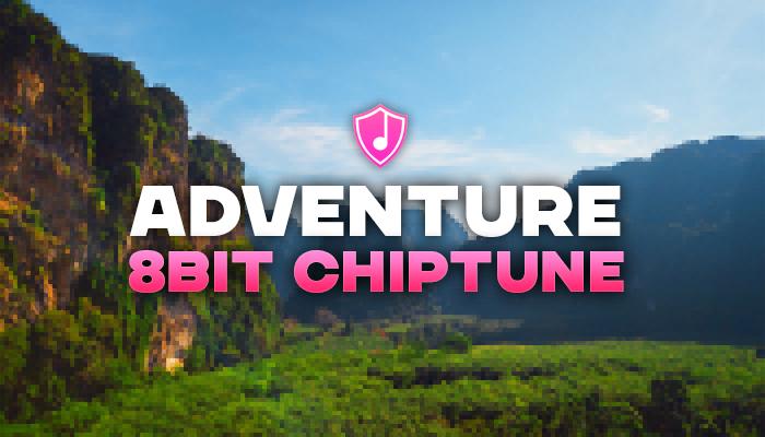 Adventure 8bit chiptune loop