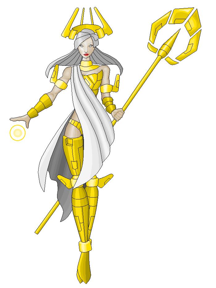 Cybernetic Athena