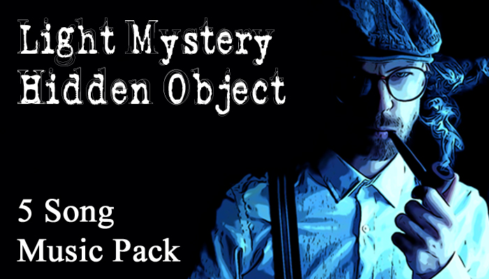 Light Mystery Hidden Object Music Pack