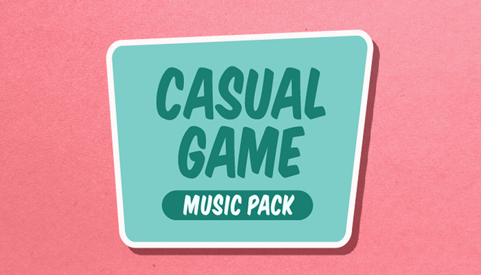 Casual Game Music Pack