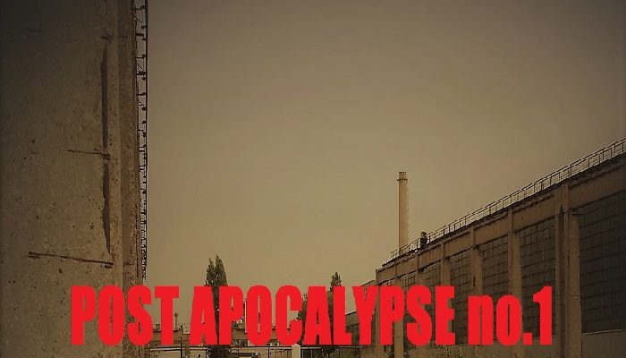 POST APOCALYPSE no.1