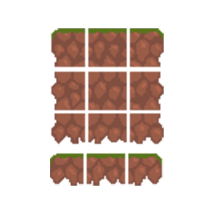 Platform pixel pack