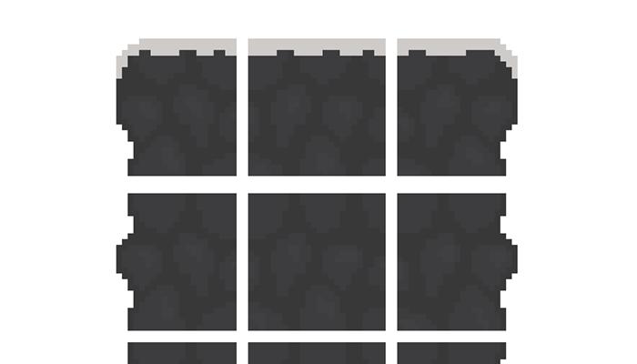 Platform snow pixel pack