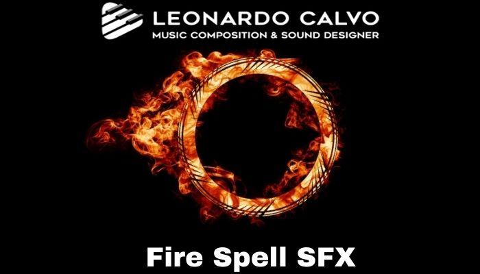 Fire Spell SFX