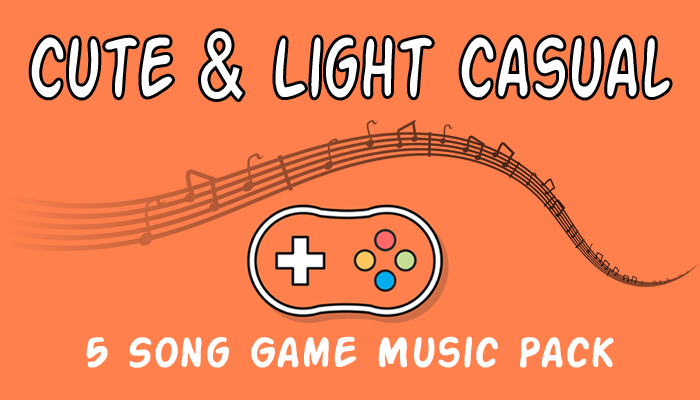 Cute & Light Casual Music Pack 1