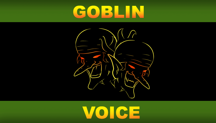 Goblin Voice Sound Effects
