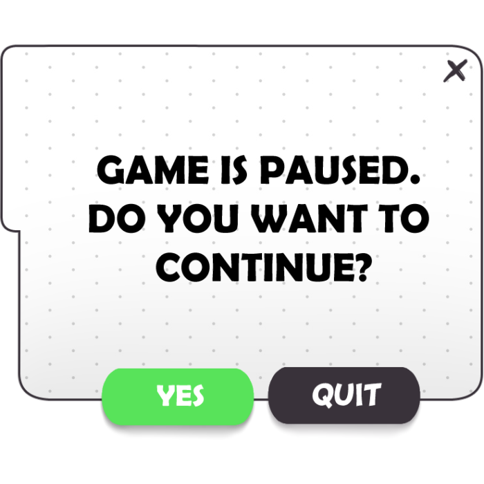 Simple Button UI