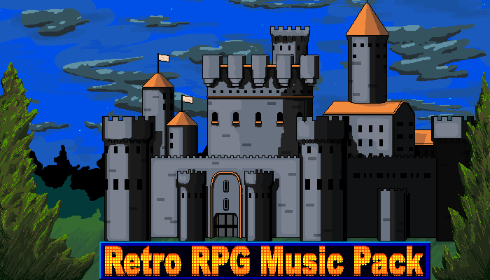 Retro RPG Music Pack