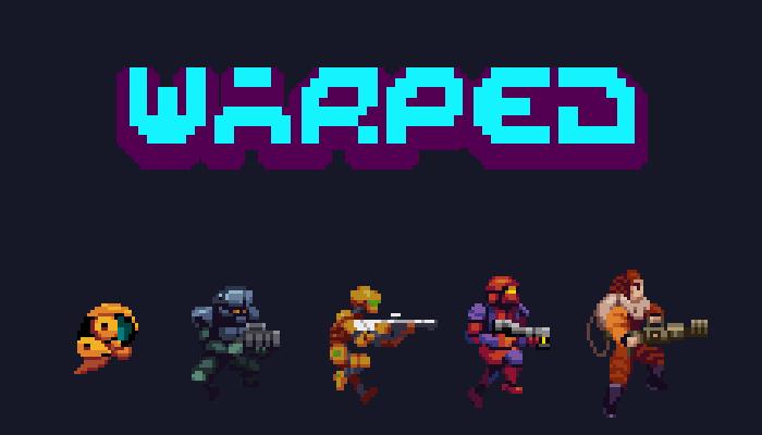 Warped Humanoid Enemies 2