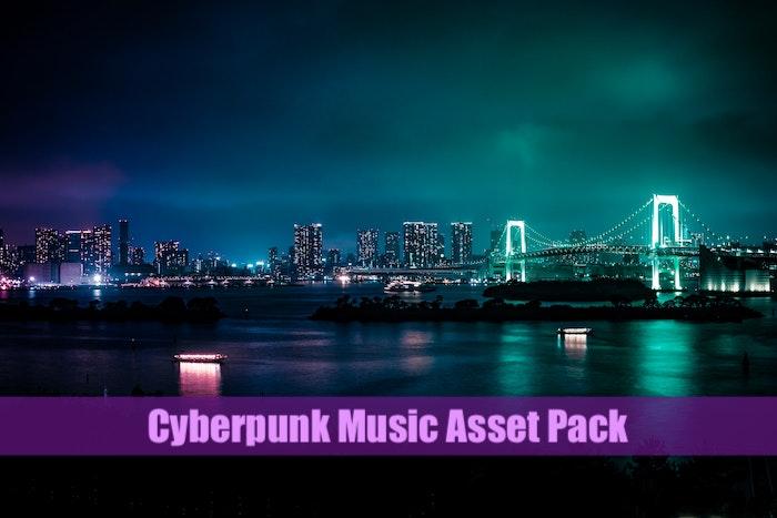 Cyberpunk Music Asset Pack