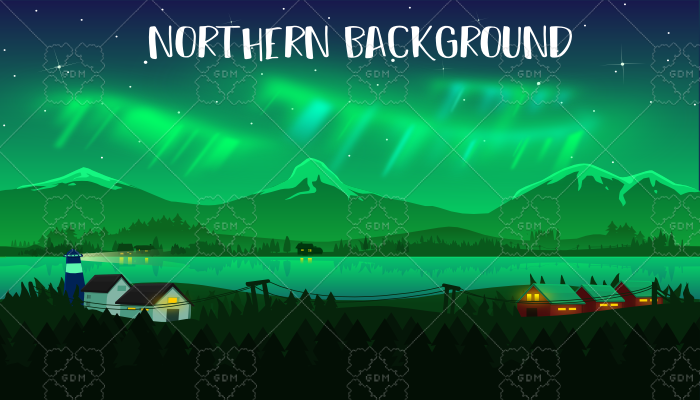 Northern background
