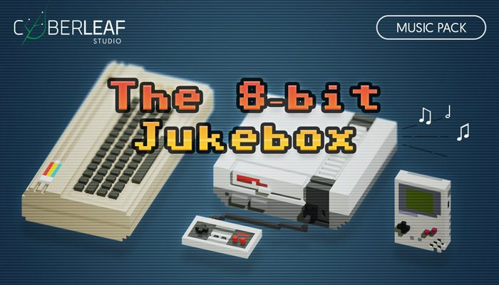 The 8-bit Jukebox – music pack