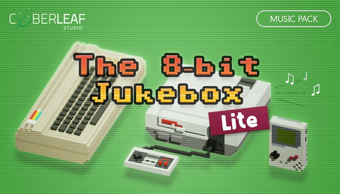 The 8-bit Jukebox Lite – music pack