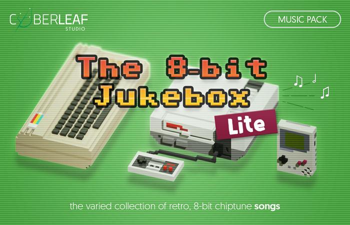 The 8-bit Jukebox Lite – music pack