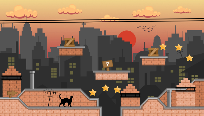 "TileSet Platformer Game Pack 2D ""CITY"""