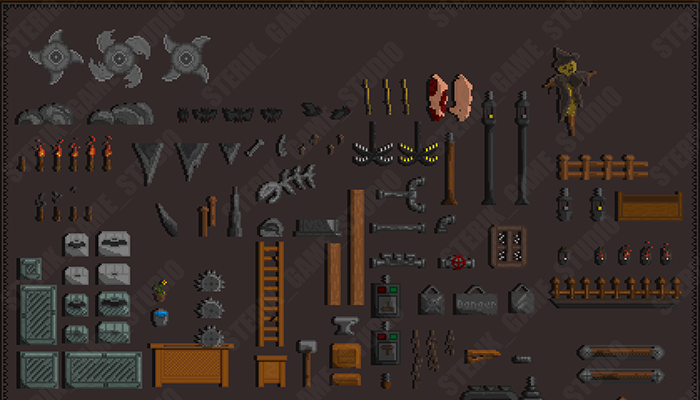 Objects for caves