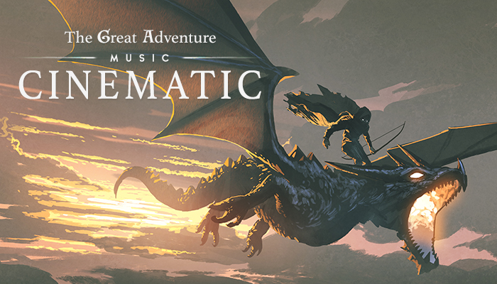 Cinematic Orchestral Adventure Music Pack 2