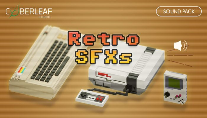 Retro SFXs – sound pack