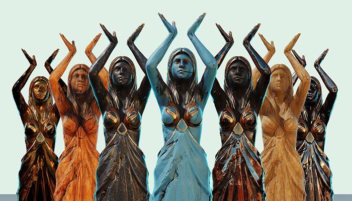 Women Statue