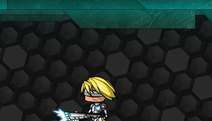 Gun n Run character sprite