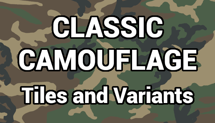 Classic Camouflage