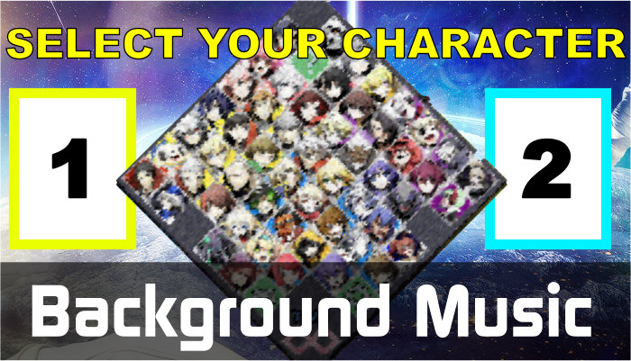 Select Your Character Screen Music