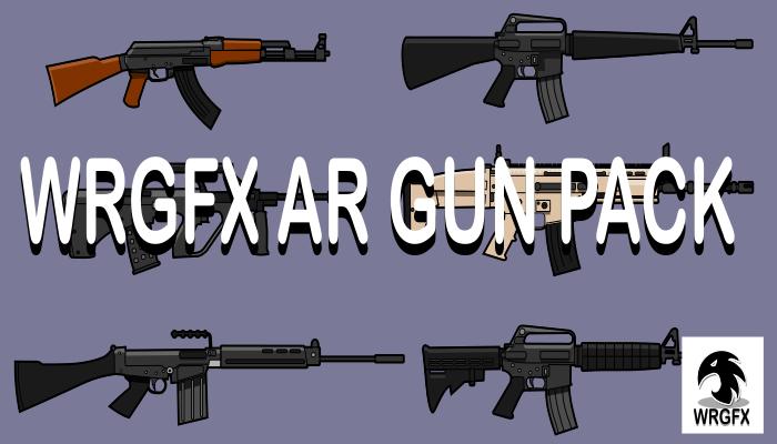 WRGFX AR Gun Pack