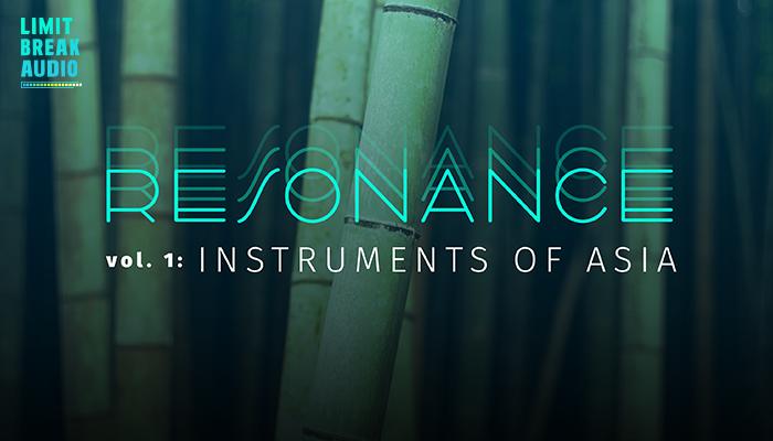 Resonance Vol. 1: Instruments of Asia