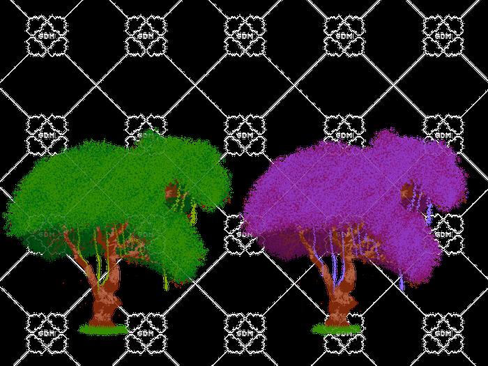 Tree Pack Fantasy