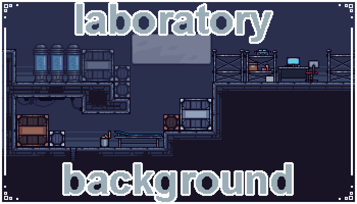 laboratory background