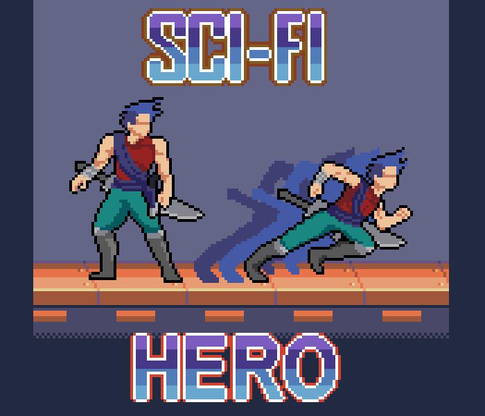 Sci-Fi Hero