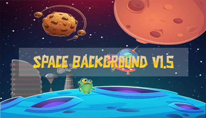 Space Background v1.5